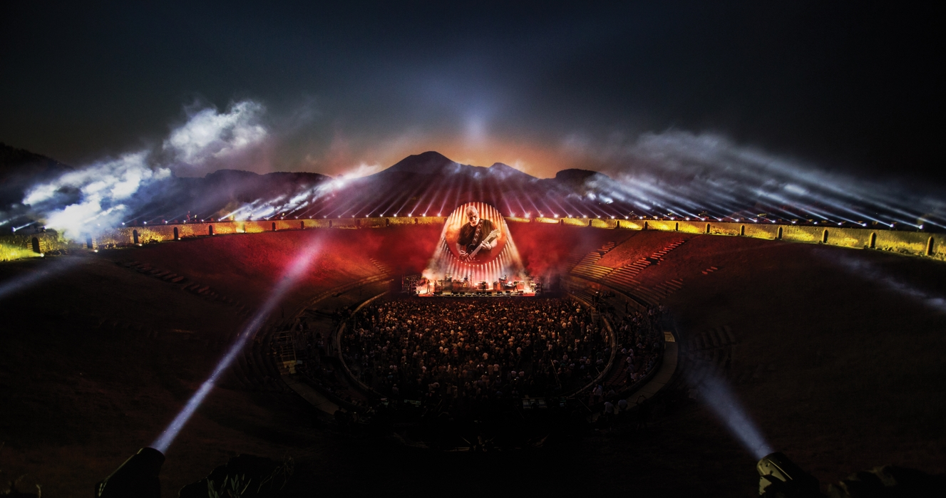 David Gilmour – Live at Pompeii Access2music